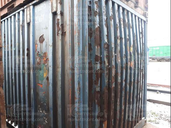 Изображение 20-футовый б/у контейнер №0168457