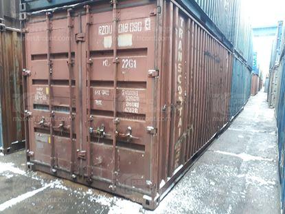 Изображение 20-футовый б/у контейнер №0180909
