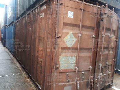 Изображение 20-футовый б/у контейнер №0464150