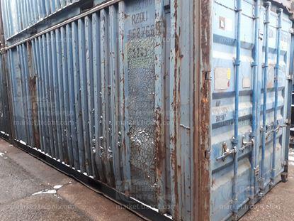 Изображение 20-футовый б/у контейнер №0627664