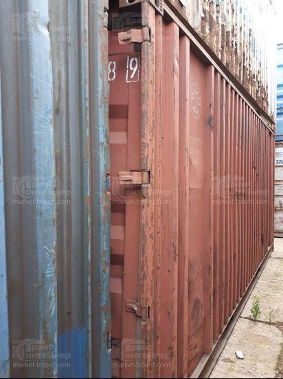 Изображение 20-футовый б/у контейнер №0682189