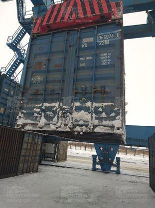 Изображение 20-футовый б/у контейнер №0669741
