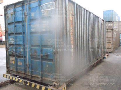 Изображение 20-футовый б/у контейнер №0138998