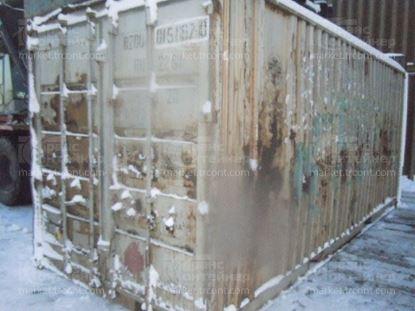 Изображение 20-футовый б/у контейнер №0150870