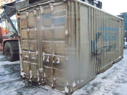 Изображение 20-футовый б/у контейнер №0182898