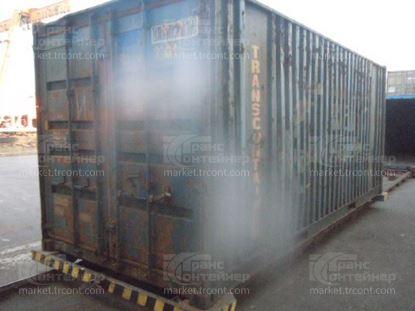 Изображение 20-футовый б/у контейнер №0191740