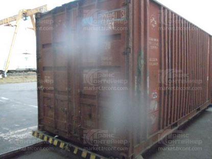Изображение 20-футовый б/у контейнер №0261913