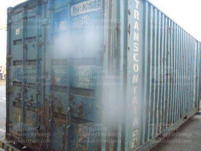 Изображение 20-футовый б/у контейнер №0282686