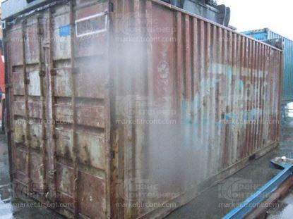 Изображение 20-футовый б/у контейнер №0290465