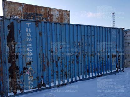 Изображение 20-футовый б/у контейнер №0260542