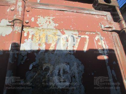 Изображение 20-футовый б/у контейнер №0170773