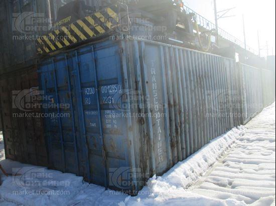 Изображение 20-футовый б/у контейнер №0012850