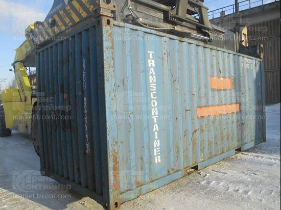 Изображение 20-футовый б/у контейнер №0232113
