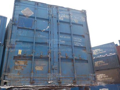 Изображение 20-футовый б/у контейнер №0596028