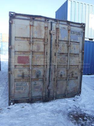 Изображение 20-футовый б/у контейнер №0305950
