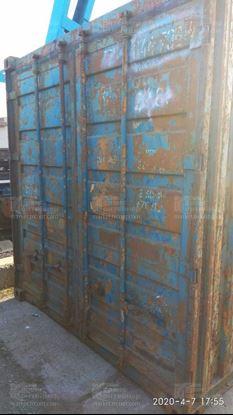 Изображение 20-футовый б/у контейнер №0447364