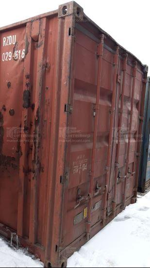 Изображение 20-футовый б/у контейнер №0294516