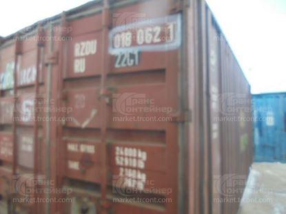 Изображение 20-футовый б/у контейнер №0180621