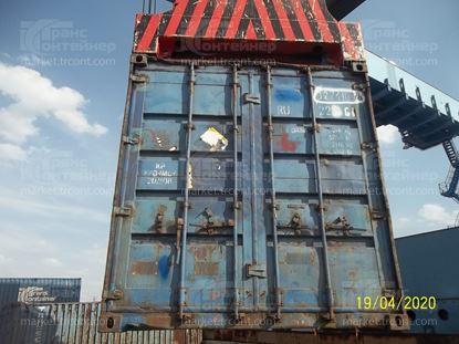 Изображение 20-футовый б/у контейнер №0224102