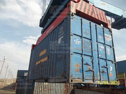 Изображение 20-футовый б/у контейнер №0545165