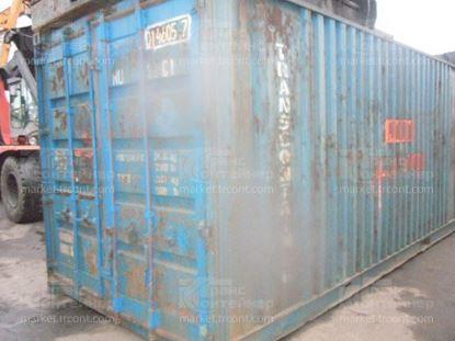 Изображение 20-футовый б/у контейнер №0146057