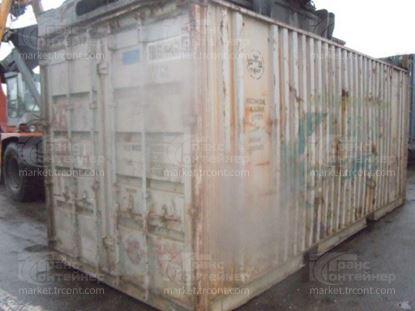 Изображение 20-футовый б/у контейнер №0164425