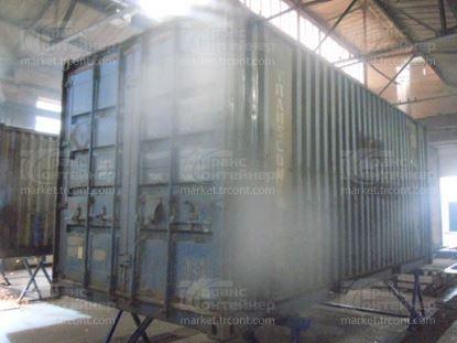 Изображение 20-футовый б/у контейнер №0178521