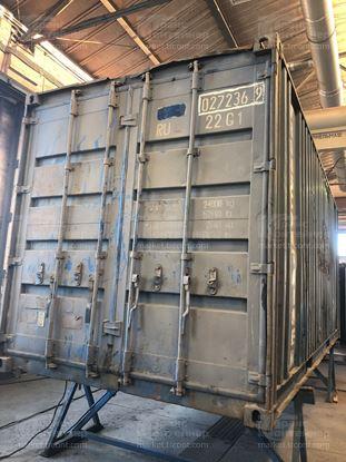 Изображение 20-футовый б/у контейнер №0272369