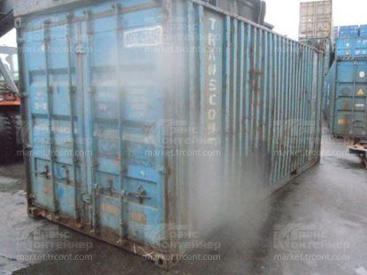 Изображение 20-футовый б/у контейнер №0464295