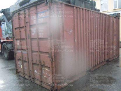 Изображение 20-футовый б/у контейнер №0549828