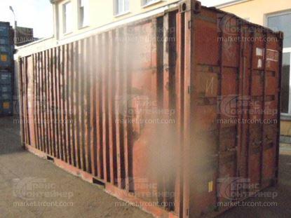 Изображение 20-футовый б/у контейнер №0030508