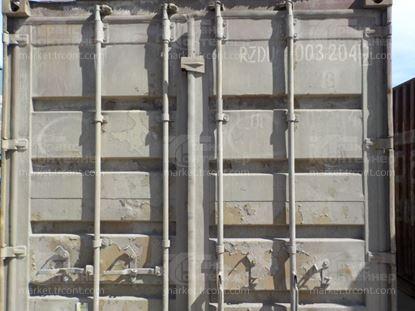 Изображение 20-футовый б/у контейнер №0032049