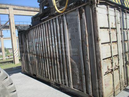 Изображение 20-футовый б/у контейнер №0273046