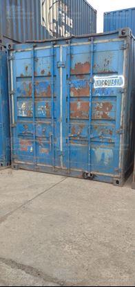 Изображение 20-футовый б/у контейнер №0033030