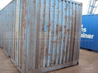 Изображение 20-футовый б/у контейнер №0663677