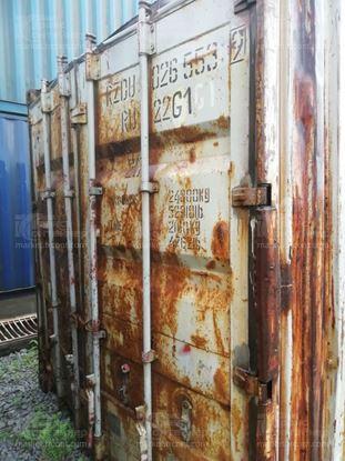 Изображение 20-футовый б/у контейнер №0265539