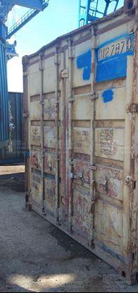 Изображение 20-футовый б/у контейнер №0127870