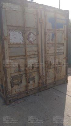 Изображение 20-футовый б/у контейнер №0305380