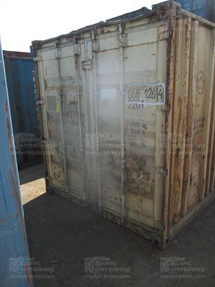 Изображение 20-футовый б/у контейнер №0681264