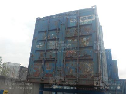 Изображение 20-футовый б/у контейнер №0154113