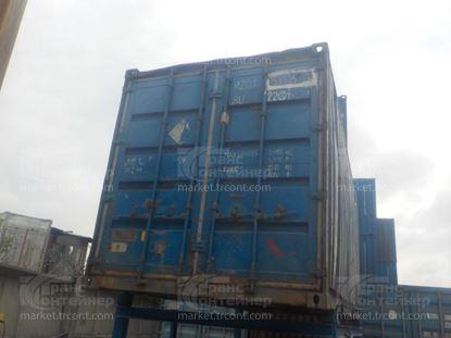 Изображение 20-футовый б/у контейнер №0534453