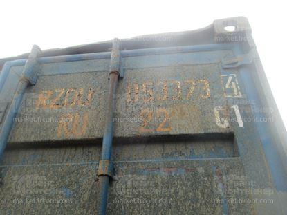 Изображение 20-футовый б/у контейнер №0533734