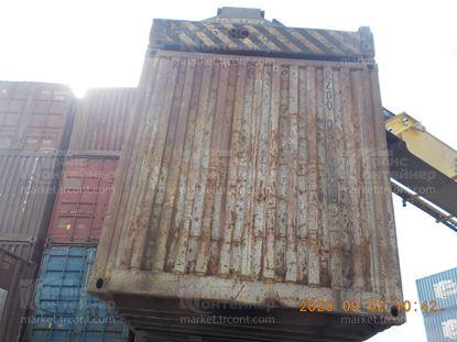 Изображение 20-футовый б/у контейнер №0664009