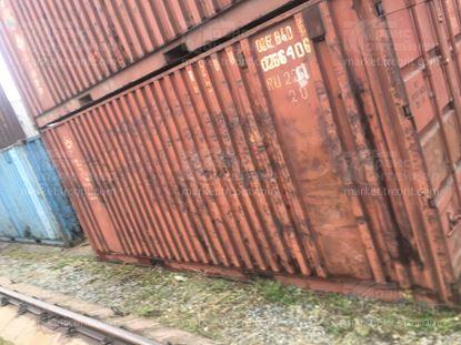 Изображение 20-футовый б/у контейнер №0266406