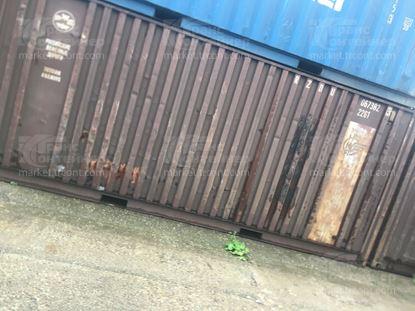 Изображение 20-футовый б/у контейнер №0673823