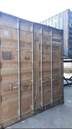 Изображение 20-футовый б/у контейнер №0608345