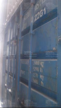 Изображение 20-футовый б/у контейнер №0511397