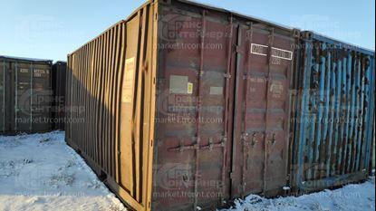 Изображение 20-футовый б/у контейнер №0627160